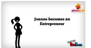 first screen for Entrepreneur